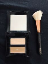 🌹Make Up Bundle Lot - Illamasqua Contour Palette + Zoeva Brush + Benefit Primer