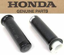 Genuine Honda Black Grip Set Throttle Tube Valkyrie Sabre Fury(See Notes)#A136 B