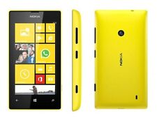 Original Unlocked Nokia Lumia 520 8GB Smartphone Windows Phone 8 5MP Yellow