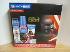 Crest + Oral-B Limited Edition Star Wars Power Toothbrush Set