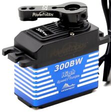 Powerhobby 300BW Waterproof Brushless High Speed Torque Digital Servo