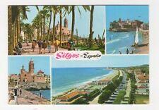 Sitges Spain 1983 Postcard 618a