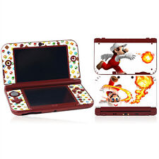 Super Mario Vinyl Decal Cover Skin Sticker for New Nintendo 3DS XL LL Console