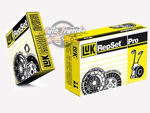 622323109 LuK Kit frizione FORD FIESTA VI Van 1.6 TDCi 95 hp 70 kW 1560 cc 02.20