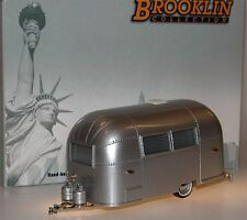 BROOKLIN MODELS BRK 115, 1961 AIRSTREAM Bambi trailer, roulotte, 1/43
