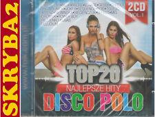 TOP 20 - Najlepsze Hity Disco Polo /2CD/