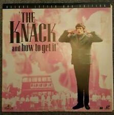 Ld Laserdisc Richard Lester's The Knack And How To Get It Rita Tushingham