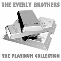 THE EVERLY BROTHERS - PLATINUM COLLECTION  3 CD NEW