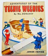 1941 Donahey ADVENTURES OF THE TEENIE WEENIES