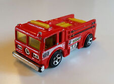 Hot Wheels FIRE FIGHTERS Mattel Speed Machines Macchina Car Vintage