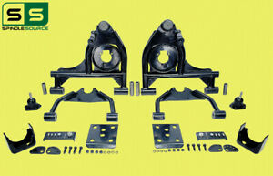 "4""/6"" Drop Control Arm Kit  Fits 99-06 Chevy Silverado/GMC Sierra 1500"