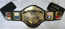 NWA MID ATLANTIC STATES HEAVYWEIGHT Championship Replica Belt