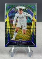 2020-21 Panini EPL Soccer Prizm JAMIE SHACKLETON MULTICOLOR Rookie # 204- NEW