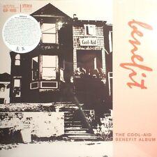 THE COOL-AID BENEFIT ALBUM - 69/70 VANCOUVER LOCAL ROCK COMP REMAST 180g #'D 2LP