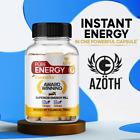 Azoth PURE ENERGY 30 Vegetarian Capsules | Award Winning Zynamite Pill