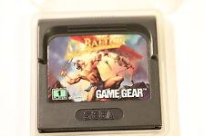 Sega Game Gear Gamegear  Ax Battler A Legend of Golden  Game Only