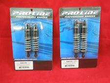 PRO-LINE Front + Rear POWERSTROKE SHOCK SET TRAXXAS SLASH 4X4 2WD 4WD SHOCKS