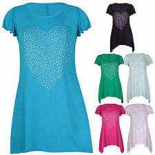 Women's Scoop Neck Casual Plus Size Tops & Shirts