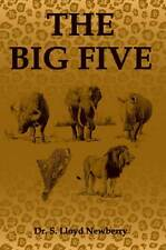 Lloyd Newberry Big Five GAME HUNTING AFRICA Buffalo Lions Rhino Elephant Leopard