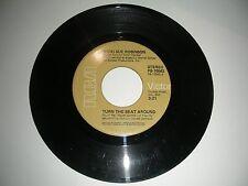 "Vicki Sue Robinson - Turn The Beat Around  45 rpm  7"" Vinyl  RCA Records VG 1976"