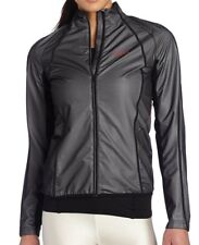 Gore Magnitude Active Shell Windstopper Womens Running Jacket, Black, Large, NEW