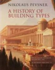 A History of Building Types by Pevsner, Nikolaus