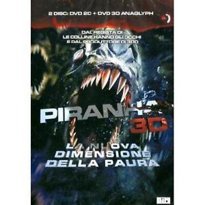 PIRANHA 3D DVD