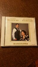 Freddie Mercury & Montserrat Caballé Barcelona JAPAN CD