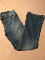 Lucky Brand Lil Maggie 27 Jeans Boot Cut