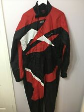 Spada SP tech waterproof over suit Size L Motor Cycling over jacket One Piece