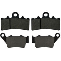 Front & Rear Brake Pads for BMW C400X 2018 G310R G310GS 2017-2018
