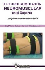 Electroestimulacion neuromuscular en el deporte: Programación del entrenamiento