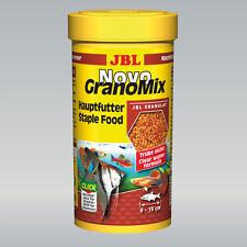 JBL NovoGranoMix CLICK  Hauptfutter Granulat für Aquarienfische 250 ml