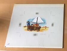 Disney, Mickey Mouse , Goofy Painting . Book-Art Disney
