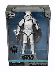 Star Wars Disney Store Elite Series Stormtrooper Die Cast Metal Action Figure