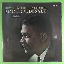 Jimmie McDonald - Down by the Riverside - Pèlerin jlp-133 ex-condition Vinyle LP
