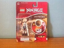 Lego Ninjago Masters Of Spinjitzu Articulated Figure With clip on battle base