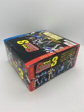 Bandai Gundam Collection Volume 3 ~ 12 Mini Figures W/Store Display Box  1/400