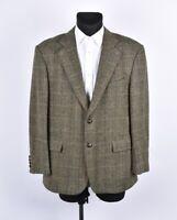 Harris Tweed Marks & Spencer Hombre Chaqueta Americana Talla 107cm 4