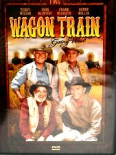 Wagon Train,Going West New! DVD, TV Western,John McIntire Frank McGrath Miller