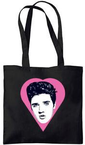 Elvis Presley - Love Elvis - Tote Bag (Jarod Art Design)