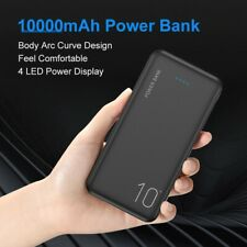 10,000 mAh Power Bank For iPhone and Android
