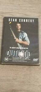 OUTLAND NEW SEALED SEAN CONNERY DVD R4