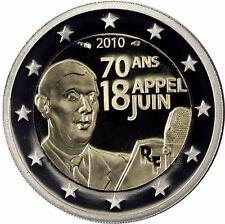 2 Euro Gedenkmünzen Aus Frankreich Euro Jahr 2010 Günstig Kaufen Ebay