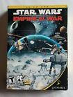 Star Wars Empire At War Pc Cd-rom Computer Game 2006 Lucasarts