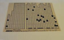 Microfich Catalogue de Pièces de Rechange Fiat Punto 55 - 60 - 75 - 90 Support