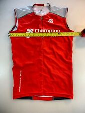 Champion System Womens Blade Long Tri Triathlon Top Small S (6545-5)