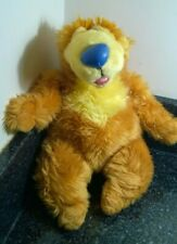 Vintage Bear In The Big Blue House Soft Toy Plush With Tags Jim Henson Nanco