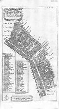 Antique maps, Portsoken Ward