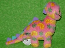 """Neopets KeyQuest Disco Chomby Plush Stuffed Animal Toy 2008 6"""" tall"""